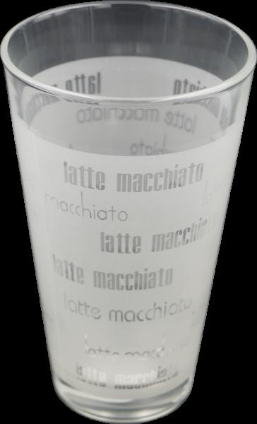 """Glas Ritzenhoff & Breker """"Chicco"""" für Latte Macchiato 330ml"""