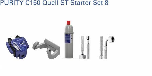 Brita Purity C150 Quell ST Starter Set Nr.8