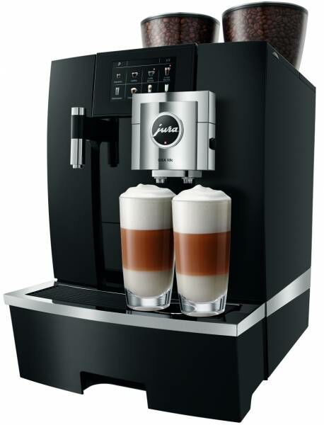 JURA GIGA X8c Festwasser Schwarz für MCC-Kaffee-Kunden