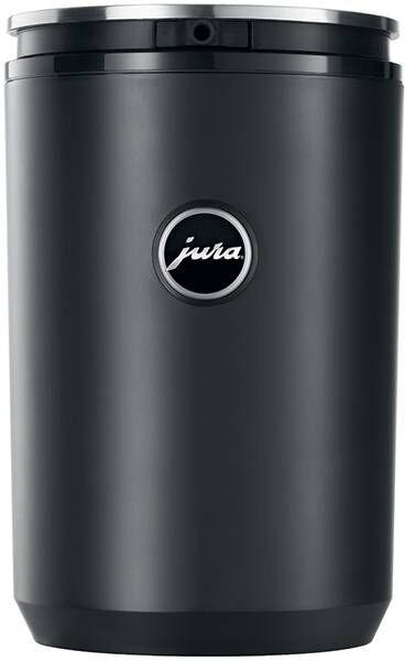 JURA Cool Control, 1,0 Liter, Schwarz mit Waagemodul - Modell 2020