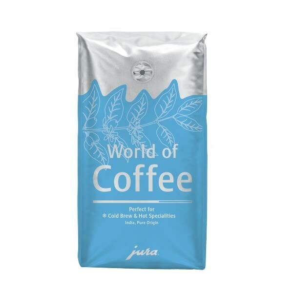 JURA World of Coffee, India, Pure Origin besonders geeignet für Coldbrew