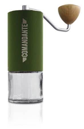Handmühle Comandante C40 MK3 Nitro Grün