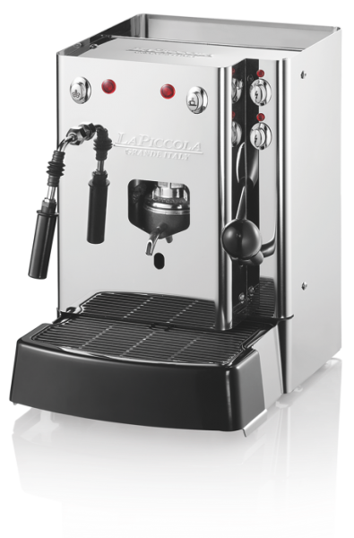 La Piccola SARA Vapore Pad-Maschine für ESE INOX