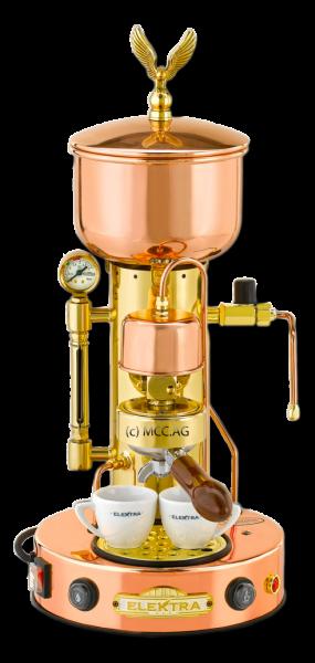 Elektra Microcasa Semiautomatica Kupfer & Messing SX
