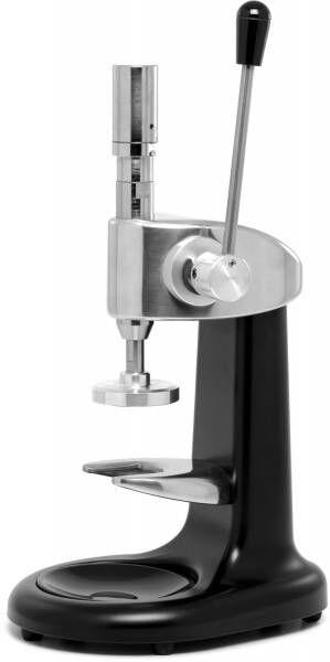 MACAP CPS - Dynamometrischer Tamper - Schwarz-Aluminium