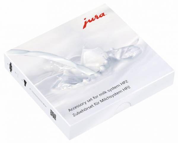 JURA Zubehörset für Milchsystem HP2