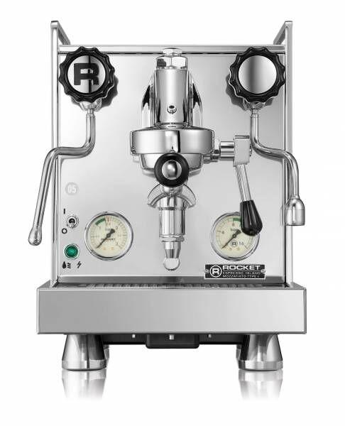 ROCKET Mozzafiato Typ V shot timer PID - Modell 2019 CHROM