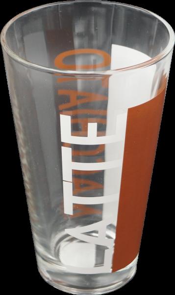 """Glas Ritzenhoff & Breker """"Coffe Party"""" für Latte Macchiato 330ml"""