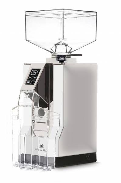Eureka Mignon Brew Pro Kaffeemühle 16CR Chrom