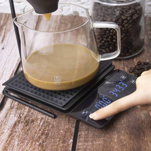 Kaffeewaage Digital mit Timer