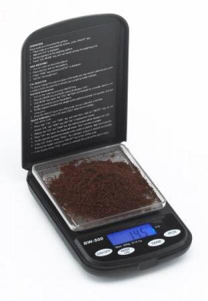 Digital Espresso-Waage