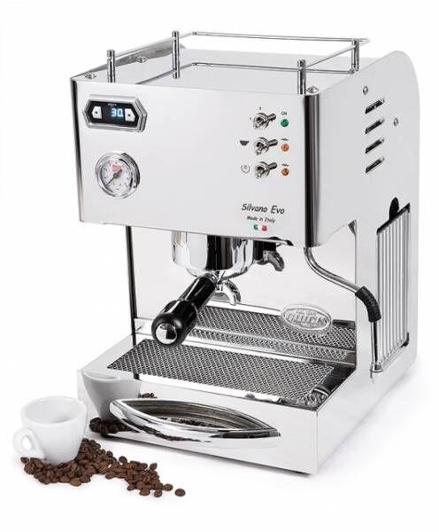 Quick Mill Modell Silvano EVO 2020 PID Dual-System