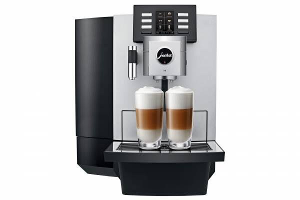 JURA X8 Vollautomat nebst leckerem Espresso in 36 Raten