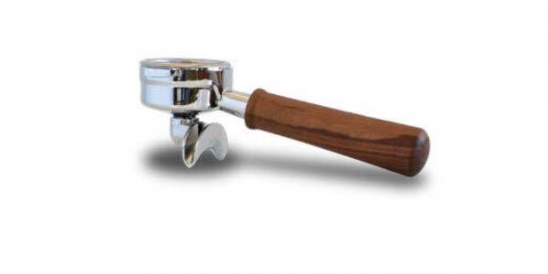 Ascaso Siebträger 2 tz Holz Dunkel Dream PID/Steel - PM.450